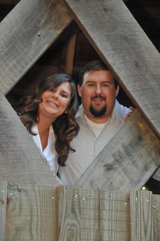 North Georgia Engagement Photos